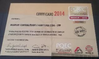 Certificação PQEC 2014