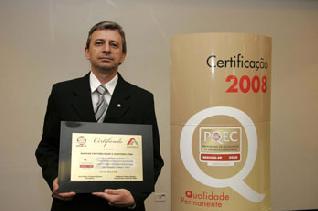 Certificação PQEC 2008