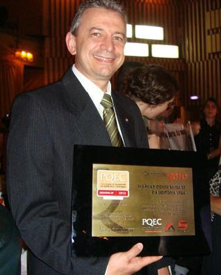 Certificação PQEC 2010